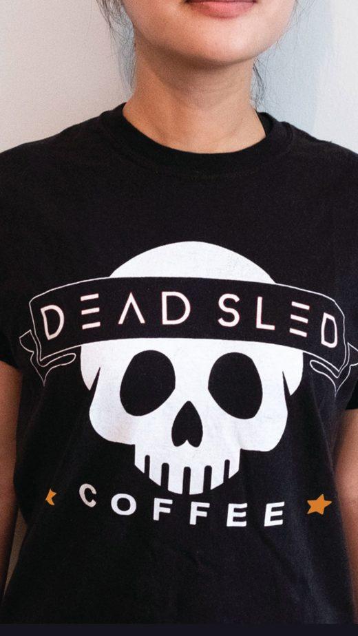 Dead Sled Tee Shirts