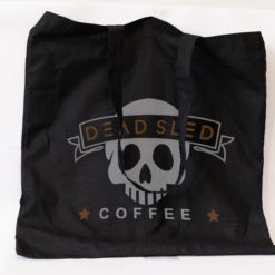 Dead Sled Tote Bag