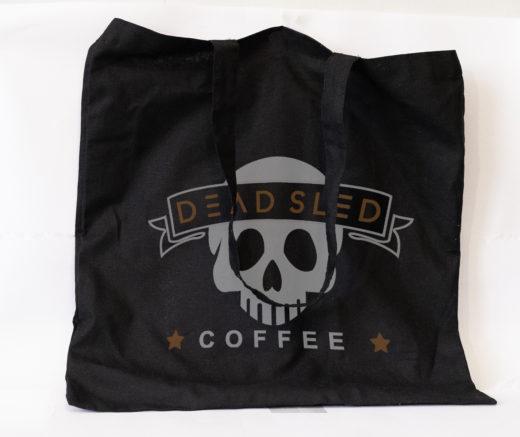 Dead Sled Tote Bag