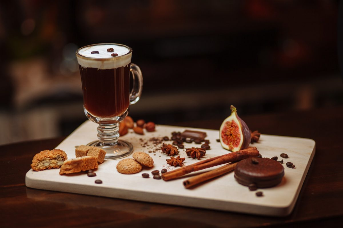 Five Alcoholic Coffee Recipes