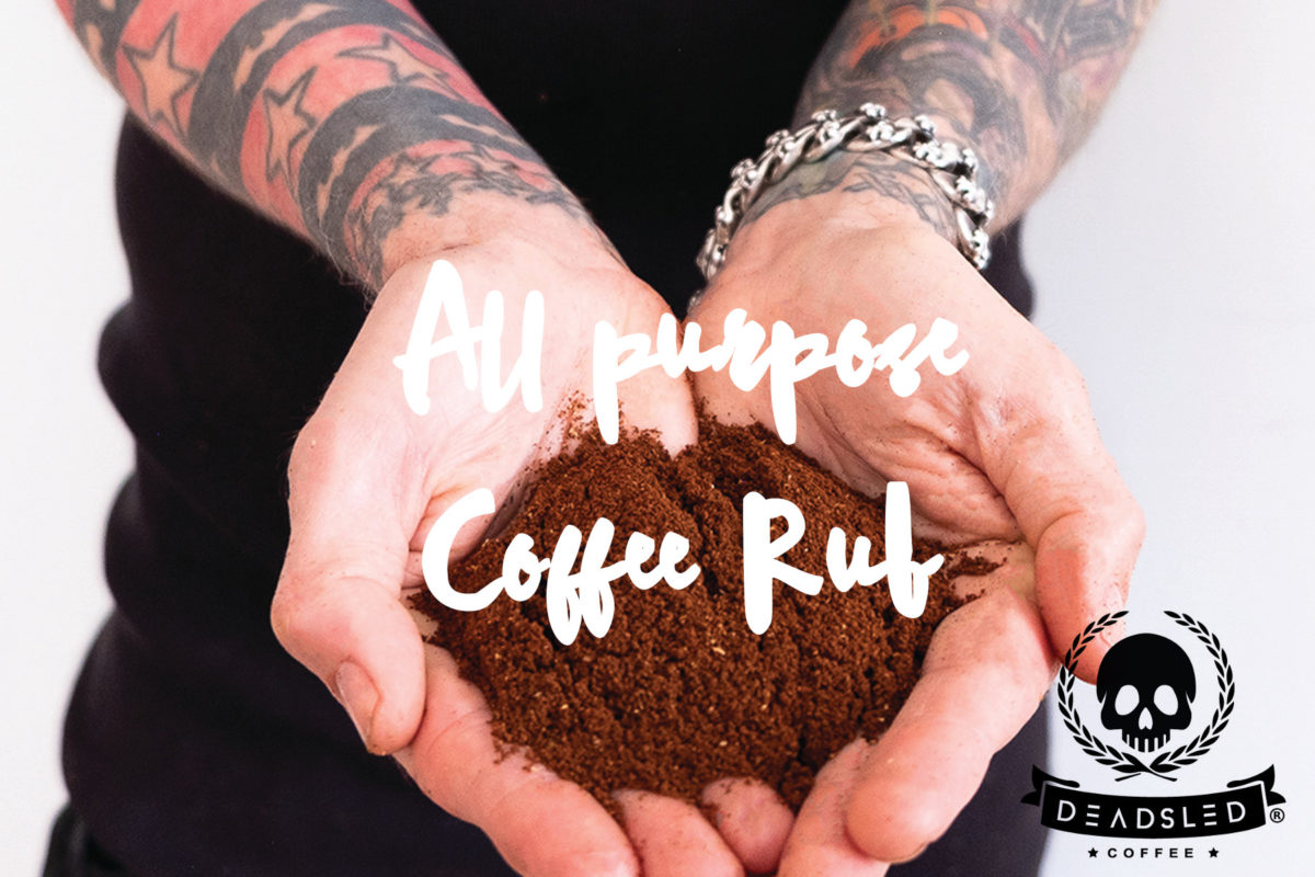 all purpose coffee rub