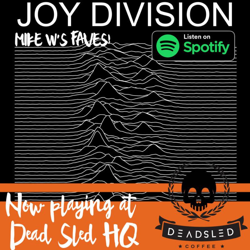 Joy Division Playlist