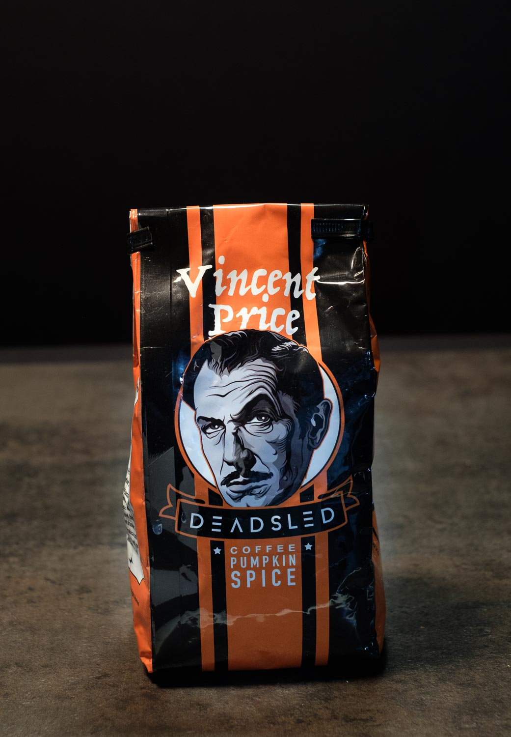 vincent price pumpkin spice