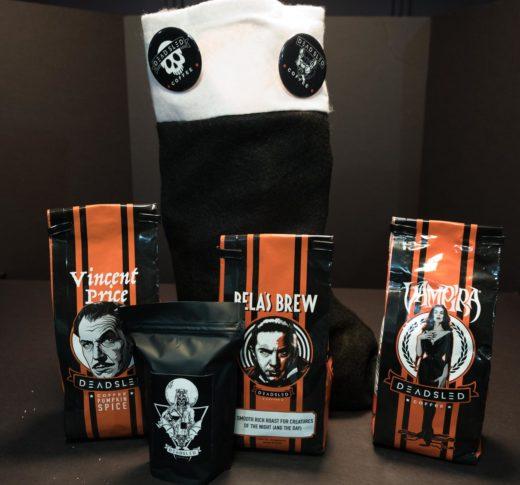 horror coffee bundle