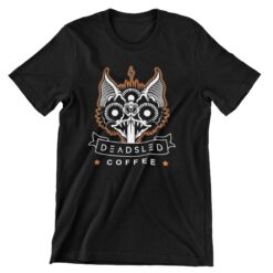 Dead Sled Coffee Shirt