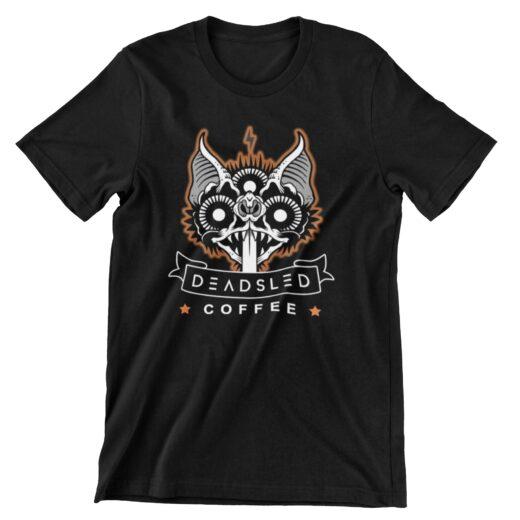 Dead Sled Coffee Shirt