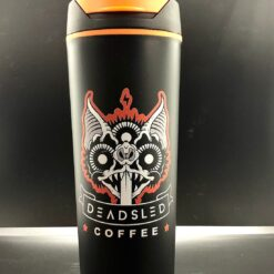 Dead Sled Travel Mug
