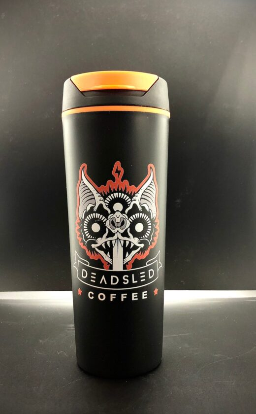 Dead Sled Travel Mug