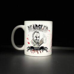 robert englund coffee mug
