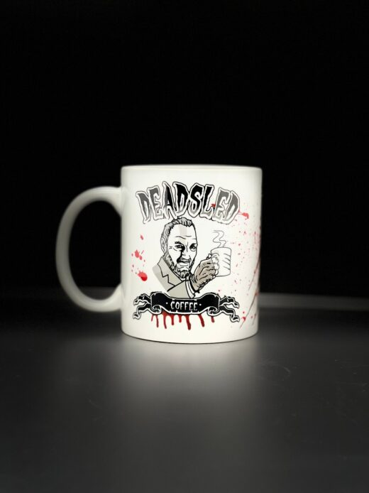 robert englund coffee mug