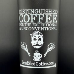 Dead Sled's Distinguished Coffee Tumbler