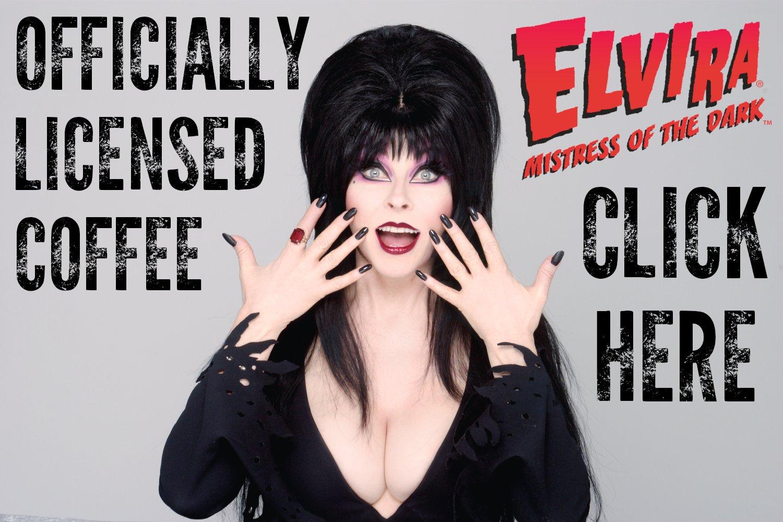 Official Elvira Coffee
