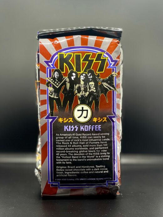 Official KISS Koffee
